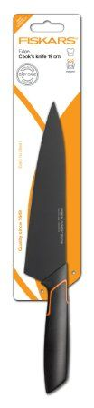 Fiskars Edge Kochmesser 19cm: Amazon.de: Küche & Haushalt