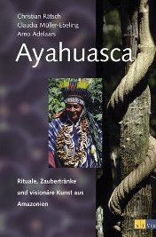 ayahuasca buch cover front