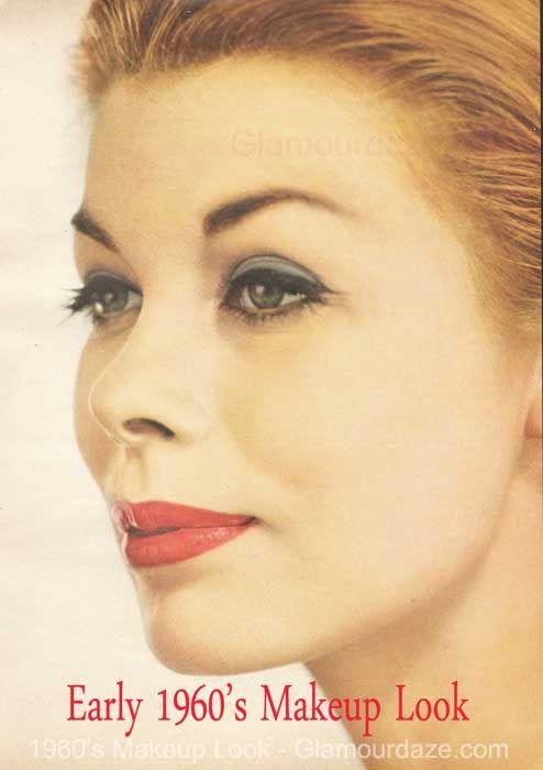 1960s makeup, 60s makeup and Women's on Pinterest