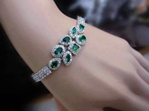 Bracelets stone diamond: