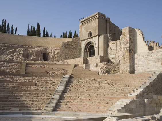 rafael moneo museo del teatro di cartagena