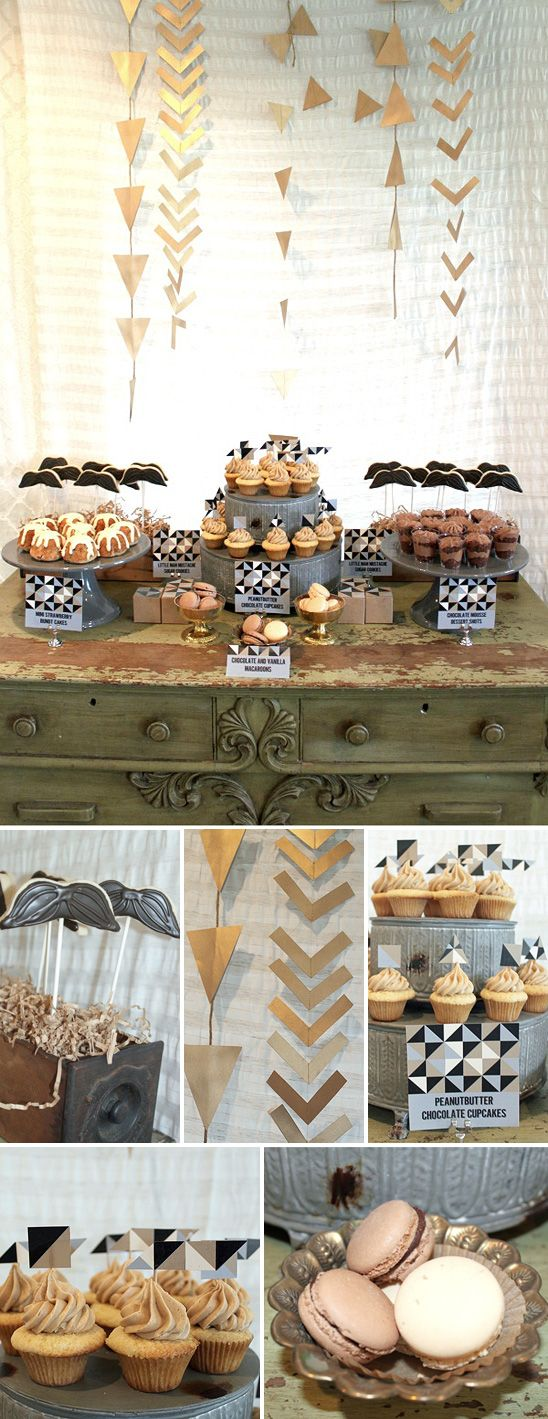 little man baby showers and themed baby showers on pinterest