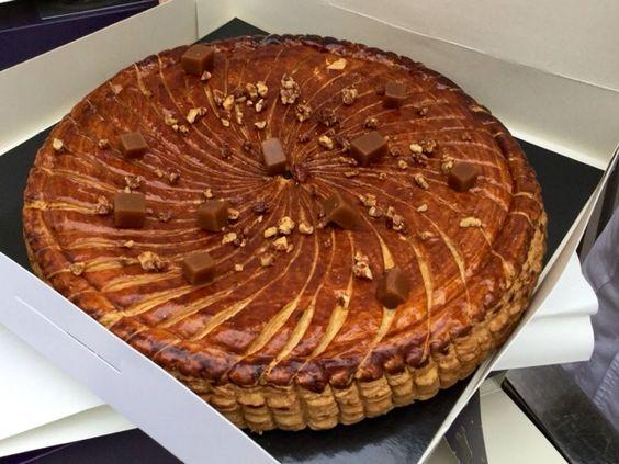 paris breakfasts: La Galette du Coeur...L Galette des chefs 2017 ... | {L küchen 2017 34}