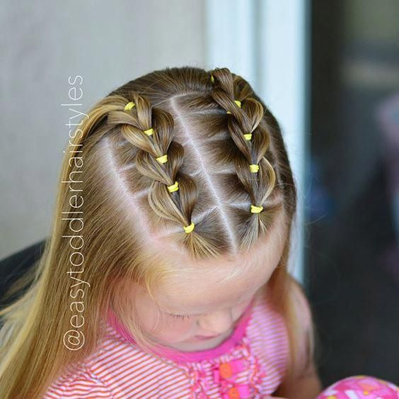 45 Cool Hairstyles For Little Girls in 2020