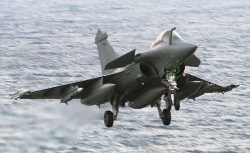 Rafale Pertahanan Senjata Asia