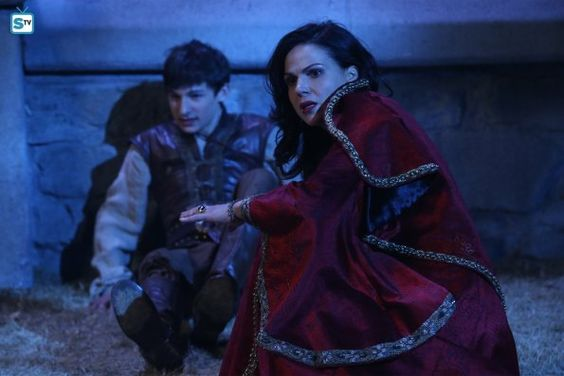 "#OnceUponATime 5x05 ""Dreamcatcher"" - Henry and  Regina"
