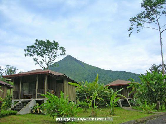 Costa Rica, Hotel Lomas del Volcan