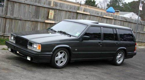 Volvo 740 Turbo Wagon Turbo Volvo Wagon With Images Volvo