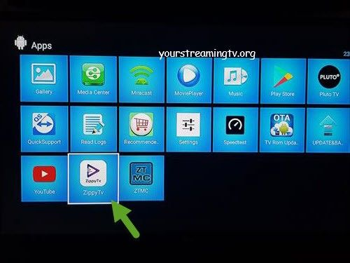 How To Install Zippy Tv On Android Your Streaming Tv With