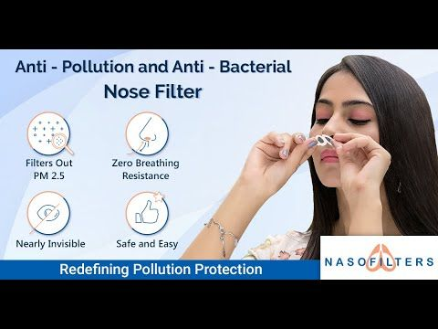 Nasofilters Are Revolutionary Respiratory Masks Anti Pollution Mask In India Breakthrough Nano Technology Protect Anti Pollution Mask Air Pollution Pollution