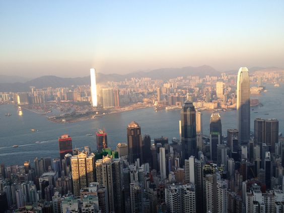 Victoria Harbour #hongkong #hk
