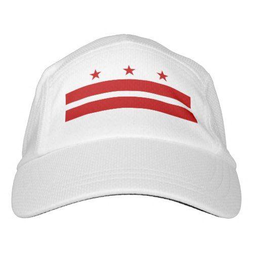 Patriotic Washington Dc State Flag Hat Washington Dc Flag Patriotic Hats Dc Flag