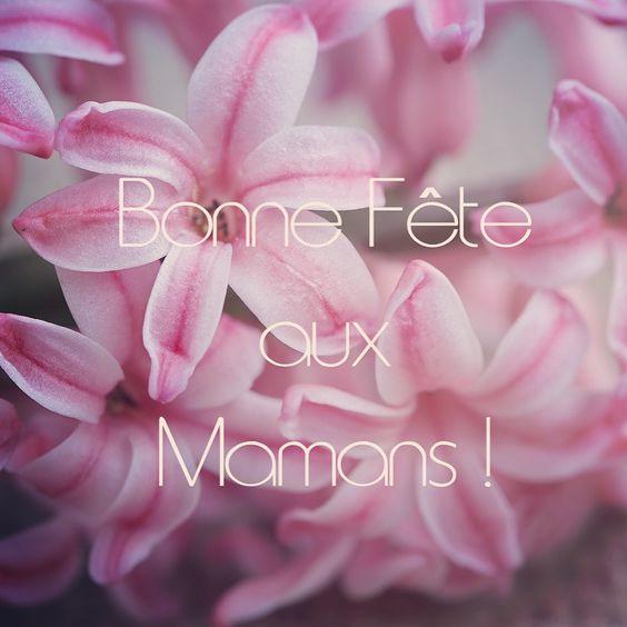 Bonne Fête des Mères :)