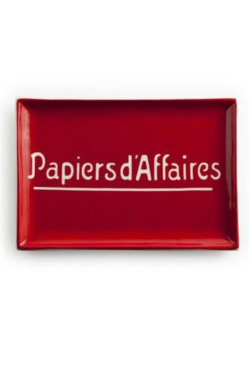 Papiers D'affaires Tray, $28 #weloveallthingsfrench