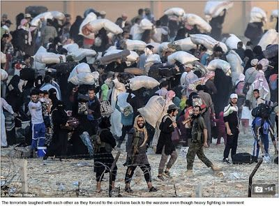 WELCOME TO V.S.B.M.CREW'S BLOG    : PHOTOS:ISIS sent back Hundreds of Syrian Refugees ...