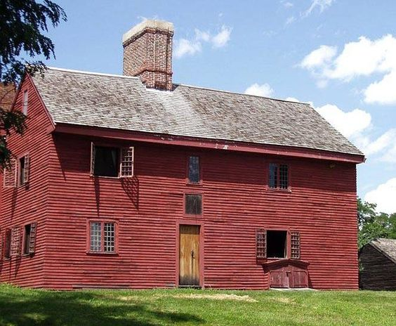 Pilgrim Homes And Colonial Styles In New England Nurses