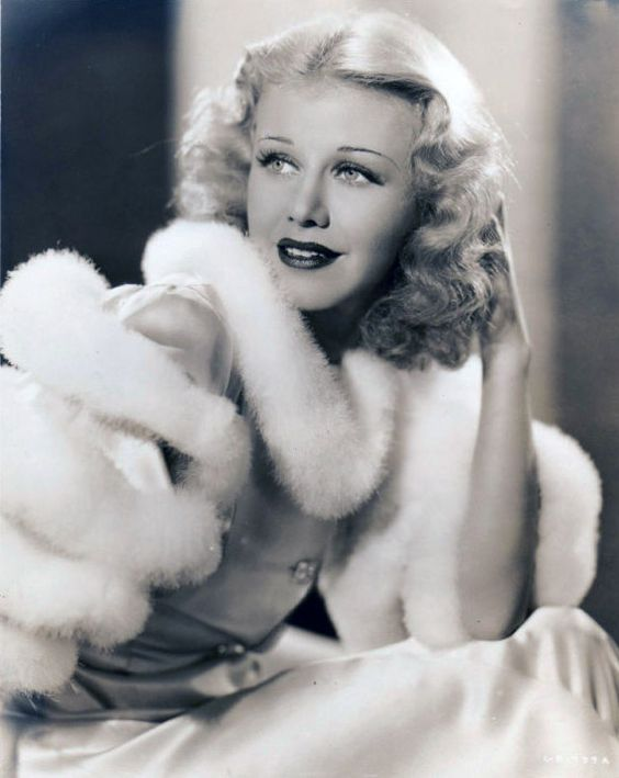 Happy Birthday to Ginger Rogers!: