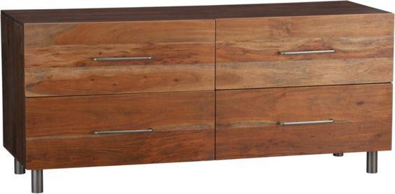 junction low dresser in bedroom furniture cb2 junction low dresser 59wx20 bedroom furniture cb2