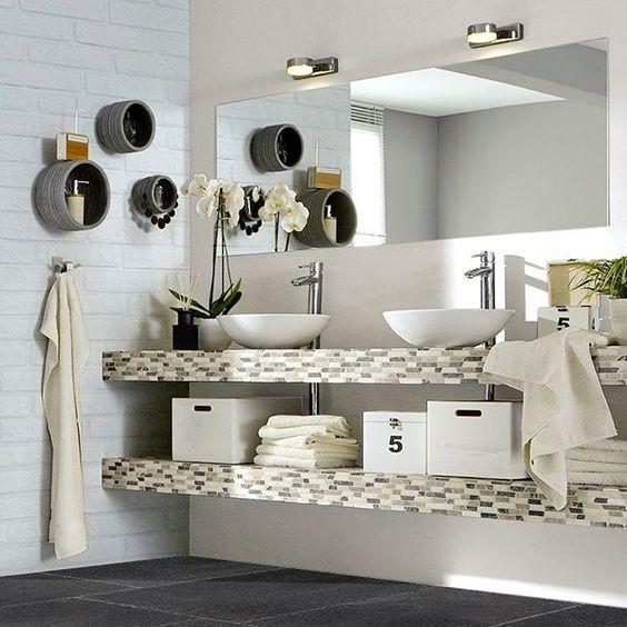 Bathroom rules - Zähne putzen, Haare kämmen, Hände waschen. #obibadezeit #obigram #bathroomdreams #bathroom #perfection #living #lifestyle #interiorinspiration #mirror #obiliving #obischön #home #clean