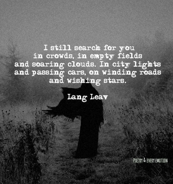 Pin By Kimberly Canterbury Bannister On Heartbreak Lang Leav Poems Friend Poems Lost Best Friend