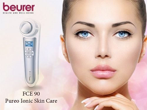 Beurer FC90 chăm sóc da mặt và làm trẻ hóa làn da bạn