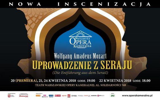 Uprowadzenie z Seraju - Warszawska Opera Kameralna