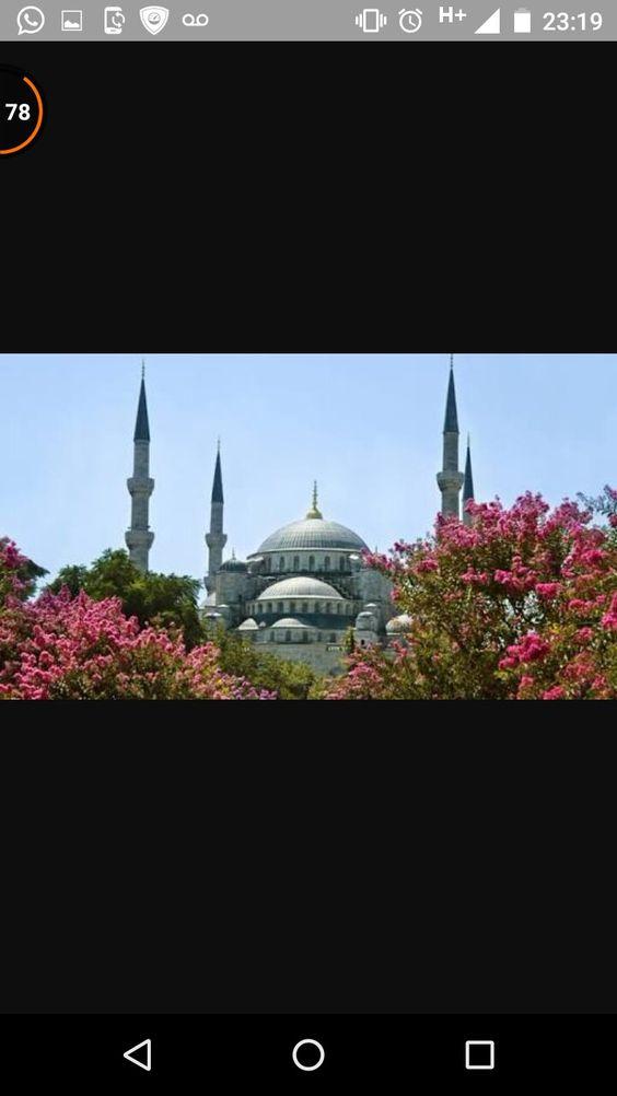 Turquia muito lindo😃