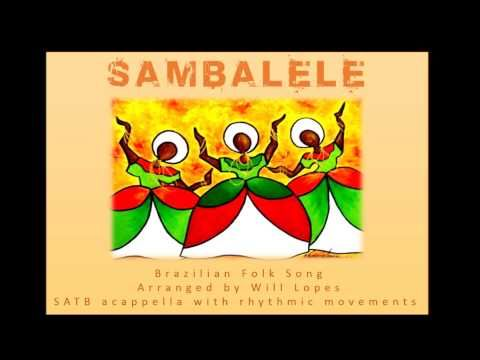 Sambalele - Arranged and Performed by Will Lopes - YouTube