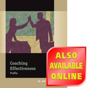 A competency-based instrument to help determine your ability to coach others successfuly and to suggest how to improve your skills.