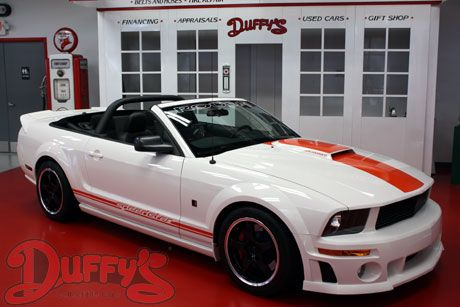 2008 Ford Roush Speedster http://www.duffys.com/inventory/view/8065272/2008-ford%20-roush%20speedster/