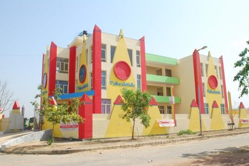 Vishesh Kids is the modern, affordable and state-of-art Preschool - plana k amp uuml chen preise
