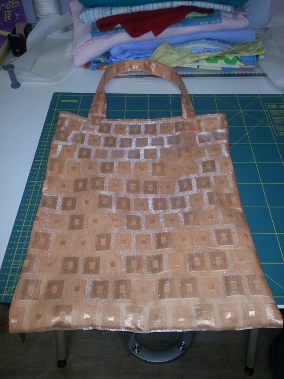 My new grocery bag