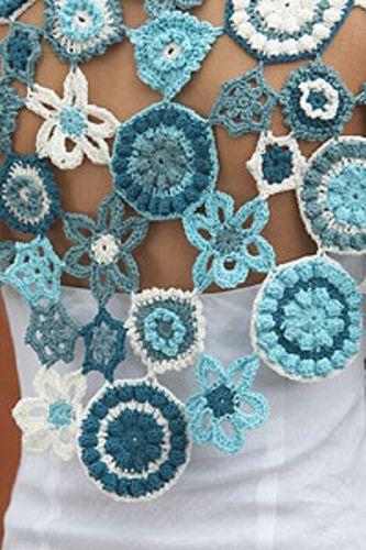 Sante Fe Shawl-crochet