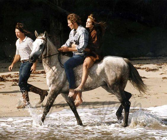 Richard Gere y Cindy Crawford