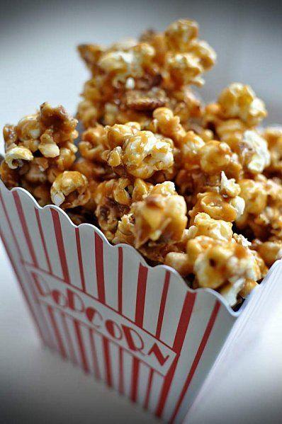 Pop corn au caramel, mais pas que ... - Blog de cuisine créative, recettes…