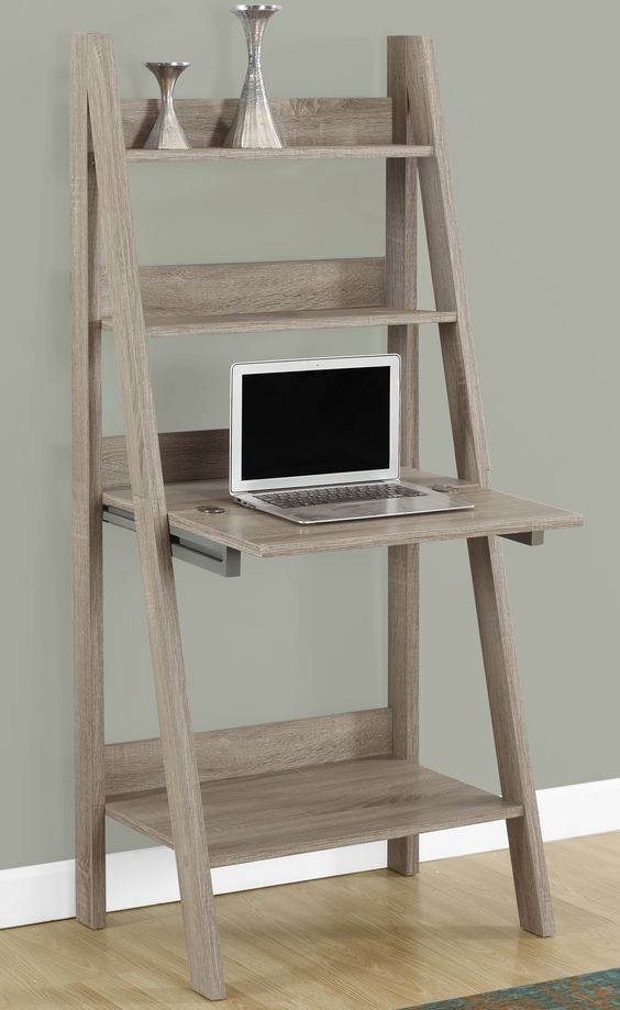 computer desk notebooks homework and to the wall. Black Bedroom Furniture Sets. Home Design Ideas