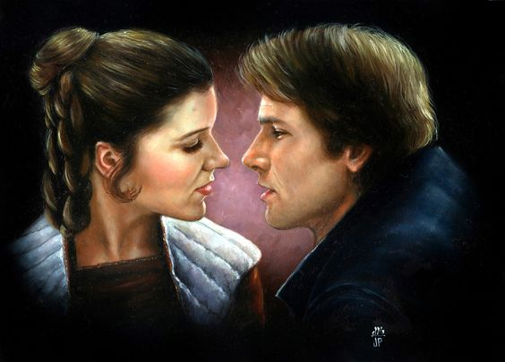 Han Solo images   Leia and Han Solo Han Solo and Leia