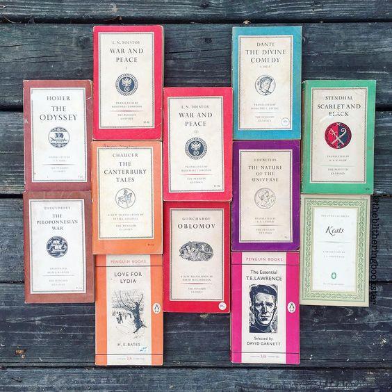 """You were saying?  @penguinukbooks  #literature #classics #penguinclassics #igreads"""