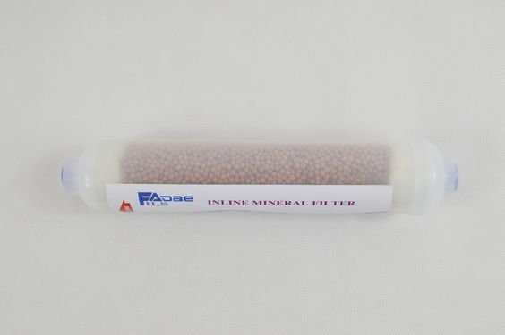 Far Infrared Mineral Inline 10 X2 Post Filter Transparent Fit For Any Standard Reverse Osmosis Systems 1 4 Inc Reverse Osmosis System Reverse Osmosis Minerals