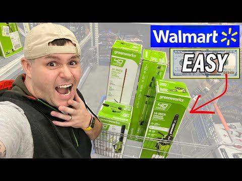 Make 100 Buying Walmart Secret Clearance Easy Money Youtube In 2020 Walmart Easy Money Walmart Clearance