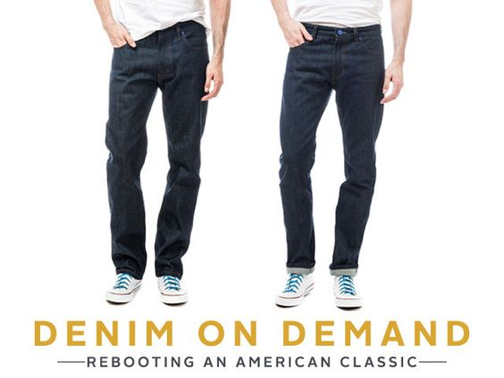 Denim on Demand