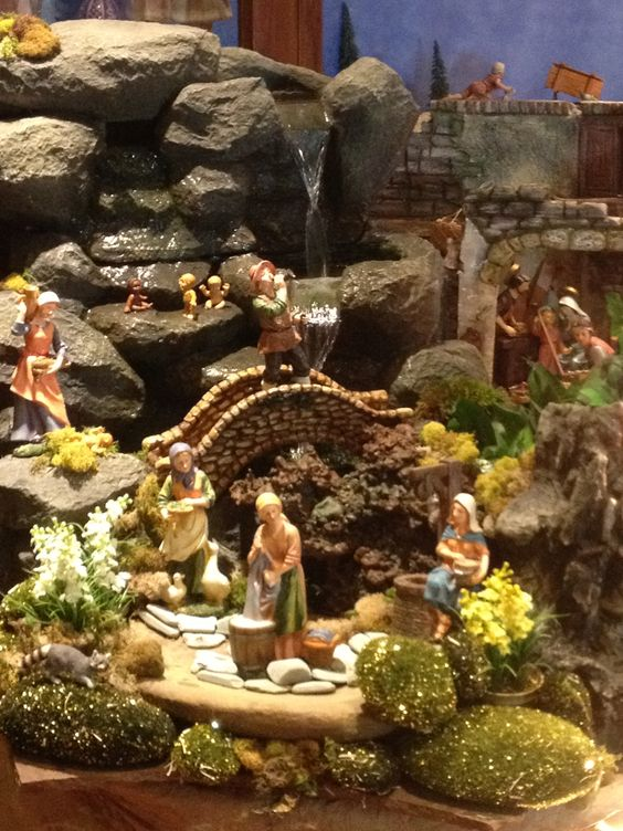 pesebres nativities pinterest