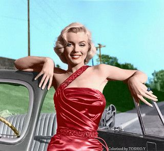 Marilyn Monroe How to Marry a Millionaire,1953