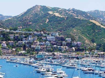 Catalina Island - the Island of Romance Romance....Love it here!