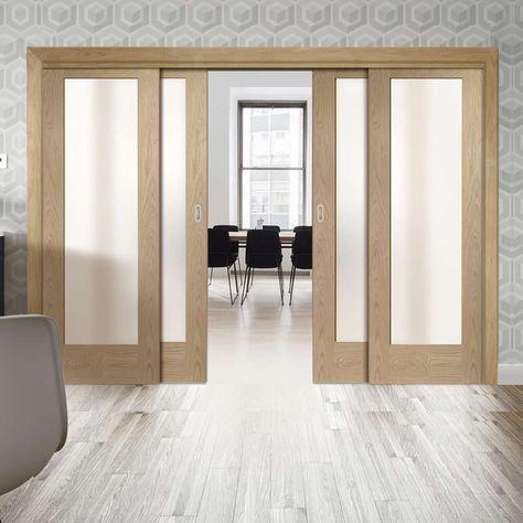 Solid Wood Doors Tall Sliding Closet Doors Interior Panel Doors 20181218 Ideias Hall De Entrada Portas De Correr Penduradas Portas De Sala
