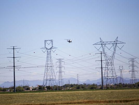 SRP, APS set power demand records for the year between 4-5 p.m. as Phoenix temps hit 117 http://azc.cc/1WqEHok