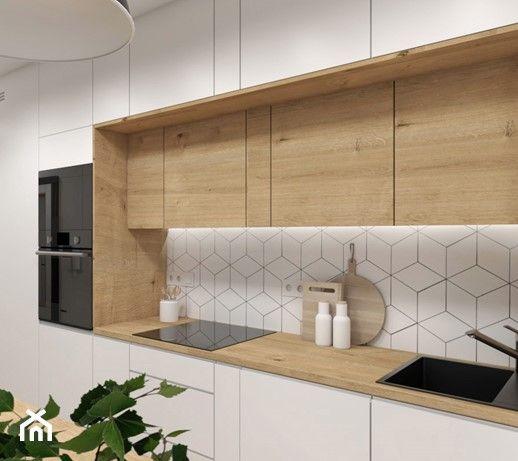 Aranzacje Wnetrz Kuchnia Plytki Romby Studio Pniak Przegladaj Dodawaj I Zapisuj Najlepsz In 2021 Kitchen Furniture Design Kitchen Design Small Kitchen Interior