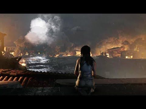 Tsunami Shadow Of The Tomb Raider Episode 7 Youtube With