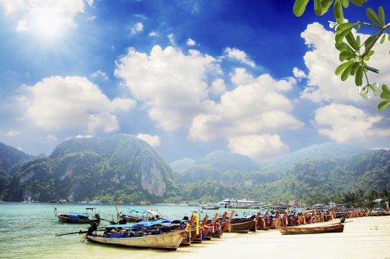 Urlaub in Asien günstig buchen - Natürlich Reisen