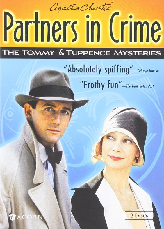 Amazon.com: Agatha Christie's Partners in Crime: The Tommy & Tuppence Mysteries: Francesca Annis, James Warwick, Reece Dinsdale, Arthur Cox, Christopher Hodson, Paul Arnett, Tony Wharmby: Movies & TV